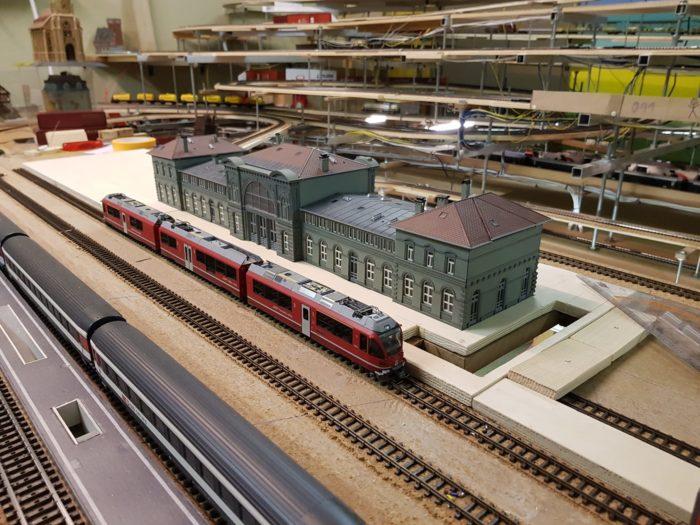 Hauptbahnhof Vitznau 1